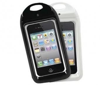 €27,90 από €49,90 για Μία Υποβρύχια (έως 6μ.) και 100% Αδιάβροχη Θήκη για iPhone 4,4S & ipod που προστατεύει το Τηλέφωνο σας από Νερό, Άμμο, Σκόνη από το mobile parts με έκπτωση 44%