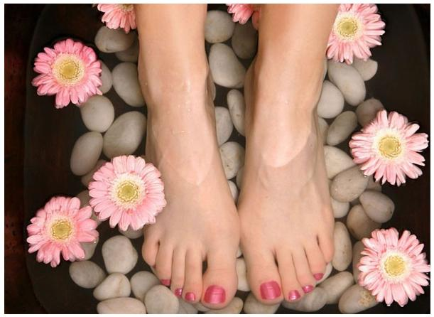 prosfores pedicure