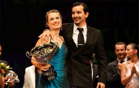 tango argentiniko kouponia
