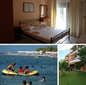 Ξέγνοιαστες διακοπές στο Πευκί της Β. Εύβοιας, σε δίκλινο δωμάτιο, με 120€, για 4 νύχτες από 1-31 Ιουλίου ή 210€ για 5 νύχτες από 1-31 Αυγούστου, στο σύγχρονο συγκρότημα