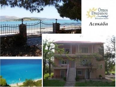 Διακοπές στη Λευκάδα με 111€ από 185€ για ένα 4ήμερο (3 νύχτες) σε δίκλινο από 1-31 Ιουλίου ή 129€ από 215€ από 1-31 Αυγούστου, στο συγκρότημα ενοικιαζόμενων δωματίων