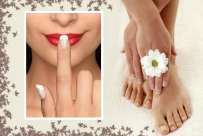 10,5€ για ένα θεραπευτικό μανικιούρ και ένα θεραπευτικό (ορθοπεδικό) πεντικιούρ που σας απαλλάσσει από αντιαισθητικούς κάλλους και σκληρύνσεις μαζί με σχέδι της επιλογής σας σε δύο νύχια. Η προσφορά του Nails & Therapy στην Καλλιθέα, σας δίνει την δυνατότ